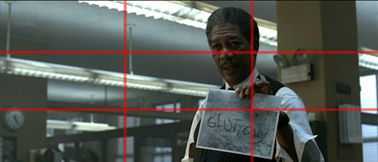 Back to Basics: The Rule of Thirds in Filmmaking — Leading