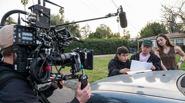 The Cameras Behind Netflix Original Films and Series - American Vandal