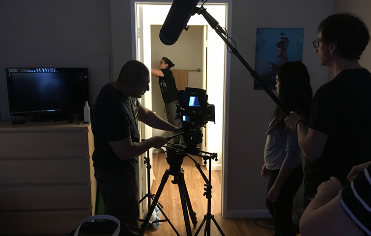 Production Tip: 5 Tricks for Filming in Small Spaces — Lighting Difficulties