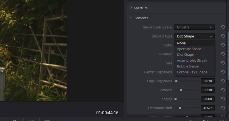 How to Create A Realistic Lens Flare In DaVinci Resolve — Change Type