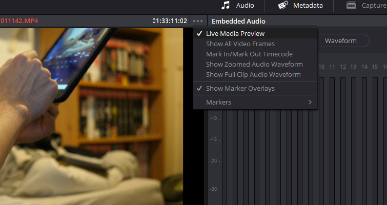 What You Need to Know About Resolve 14's Latest Media Page — Live View