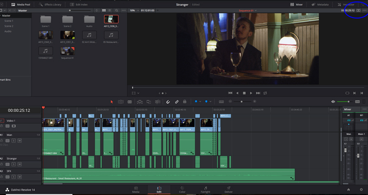 What You Need to Know About Resolve 14's Latest Media Page — Double Window