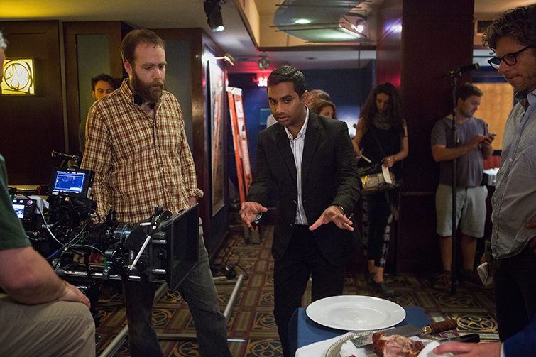 The Cameras Behind Netflix Original Films and Series - Master of None Set