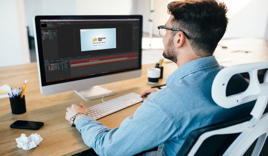 Create a Clean Corporate Logo Intro with After Effects