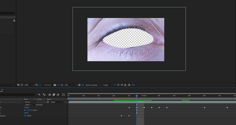 How To Create a Blinking Eye Transition in After Effects — Soft Feather
