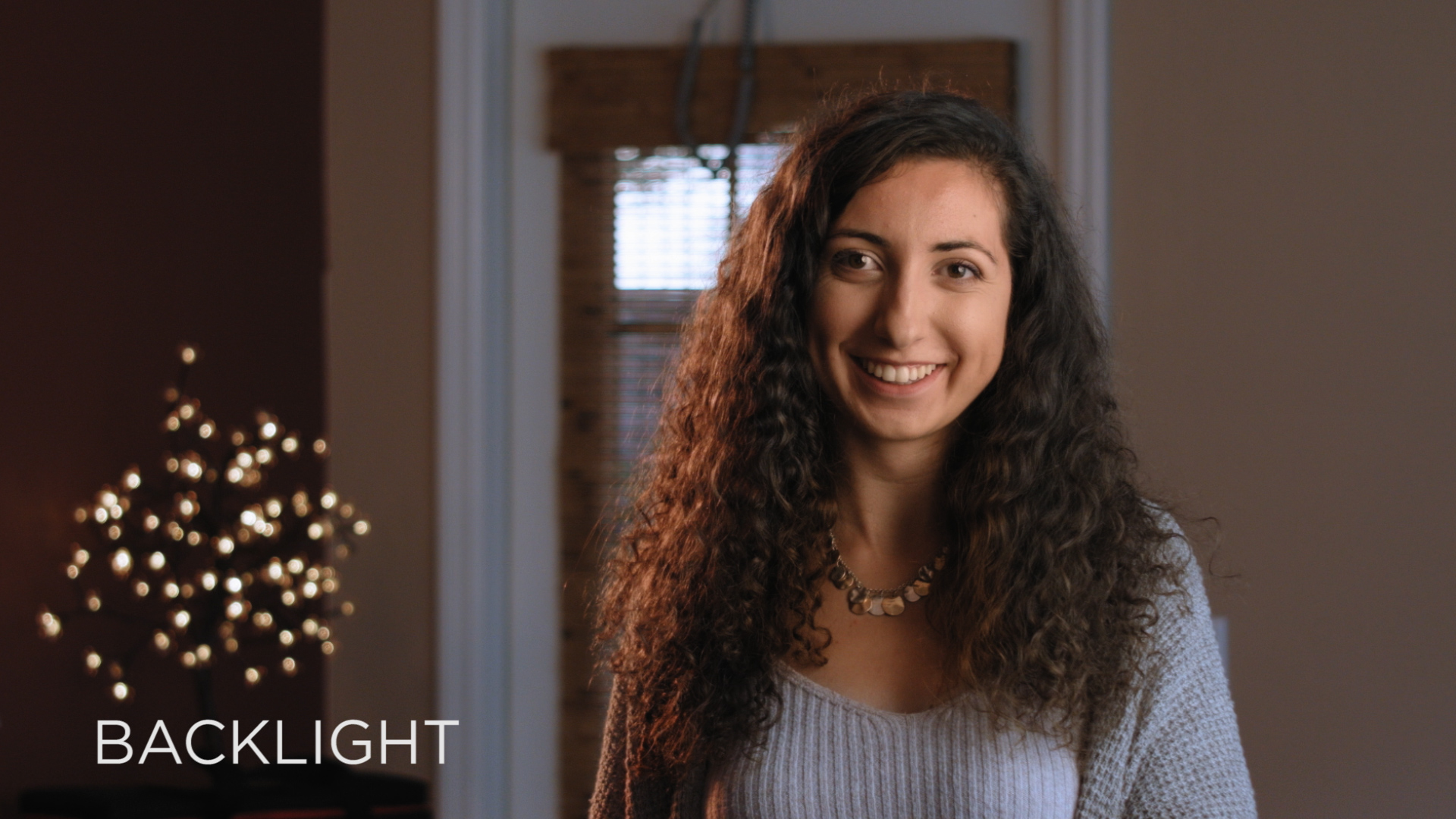 Ambient Light Backlight