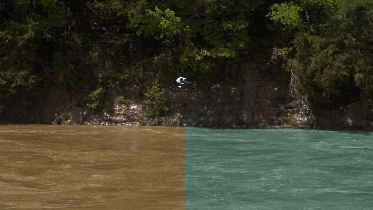 Quick Tip: Adjust the Color of Water in After Effects — Color Tone