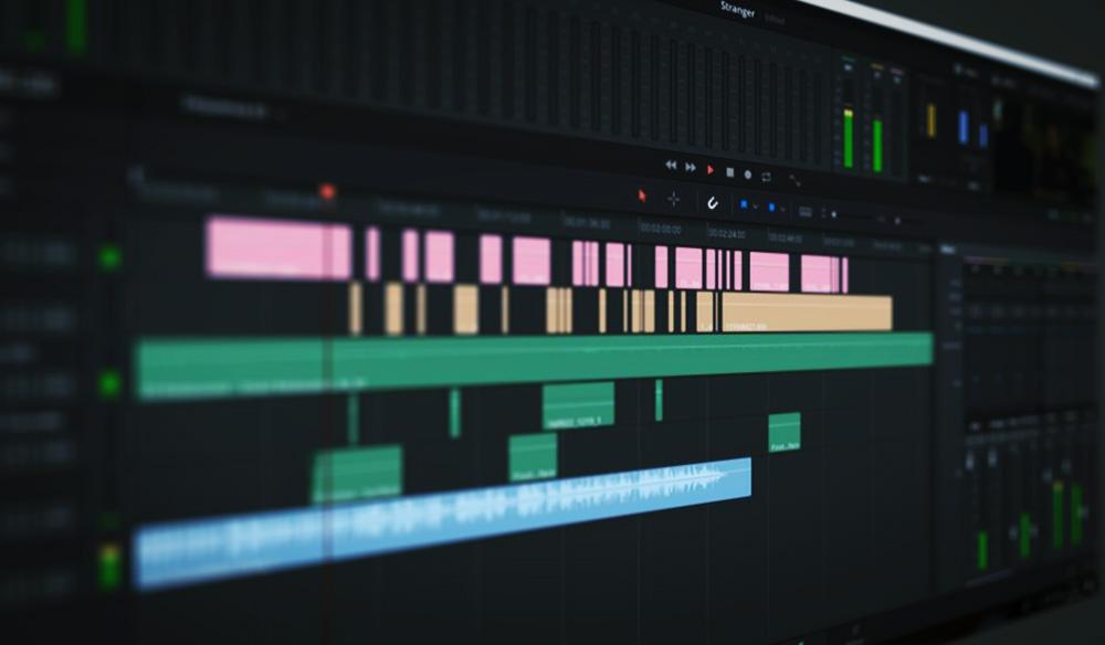 How To Create A Sub Mix In DaVinci Resolve 14