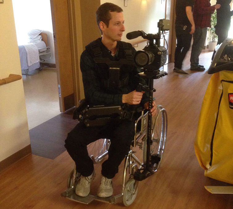 7 DIY Filmmaking Techniques Using the Versatile Wheelchair Dolly — Long Tracking Shots