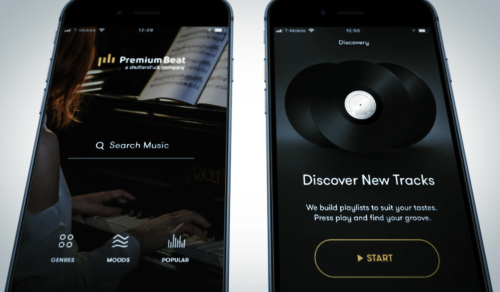 Curate Your Soundtracks on the Go with the New PremiumBeat App