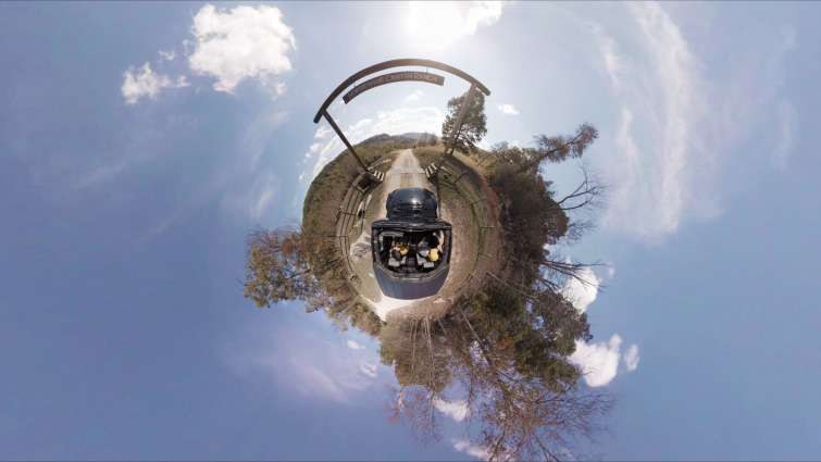 GoPro VR 360 Plugins - Tiny Planet