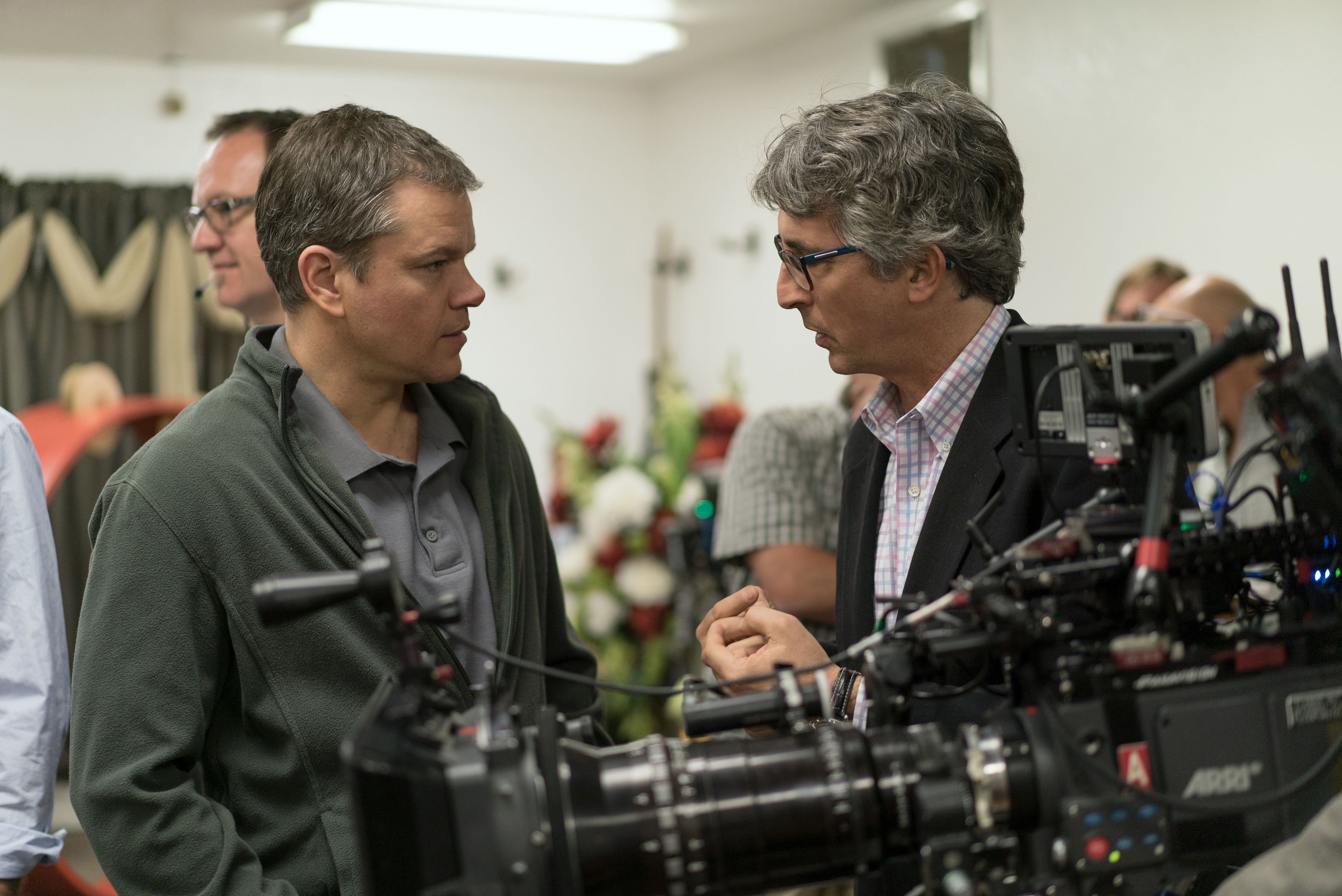 Interview: How This Oscar-Nom Edited Downsizing While Directing His First Feature - Downsizing Damon Payne