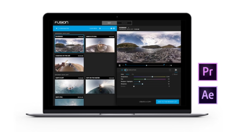 How to Use the Free GoPro VR Effects in Premiere Pro — Fusion