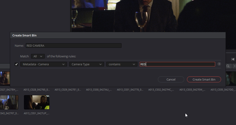 Resolve 14's Best Editing Features For The Online Content Creator — Smart Bins