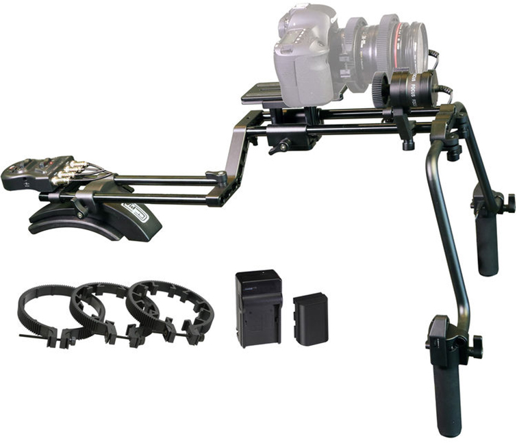 Buyer's Guide: Shoulder Rigs From Cheapest to Most Expensive — VidPro MR-500