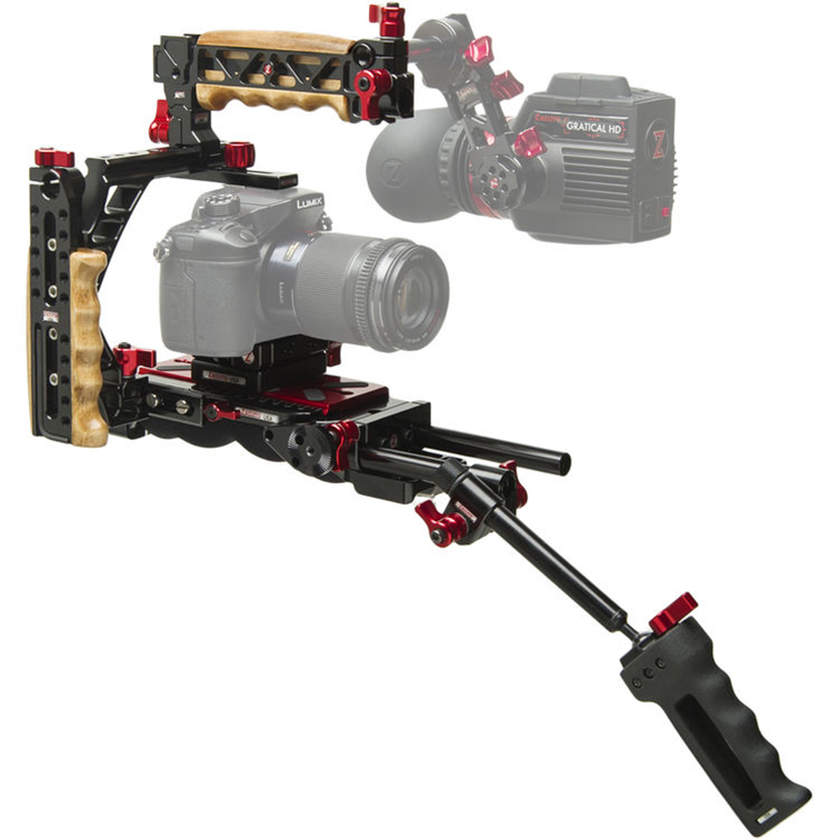 Buyer's Guide: Shoulder Rigs From Cheapest to Most Expensive — Zacuto