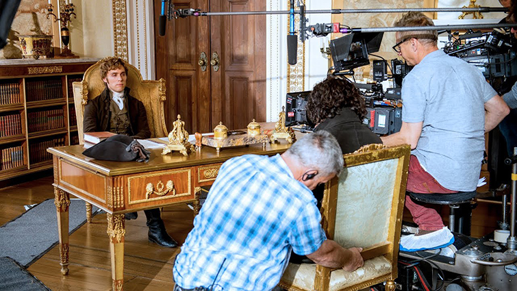Learn to Appreciate The Subtle Art of Good Production Design — Poldark
