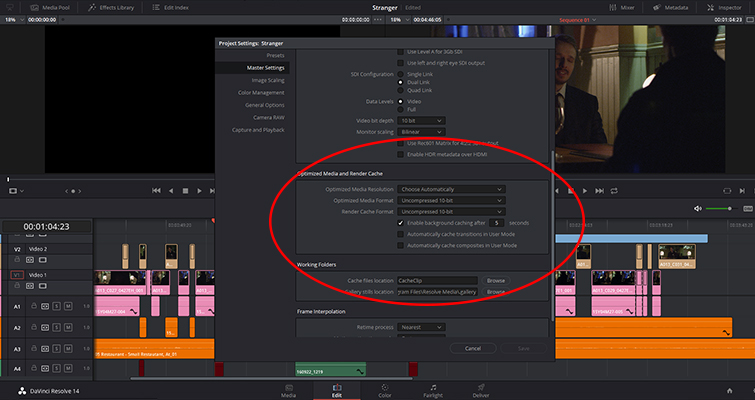 Check Out the Latest Developments in Resolve 14.1 and 14.2 — Caching
