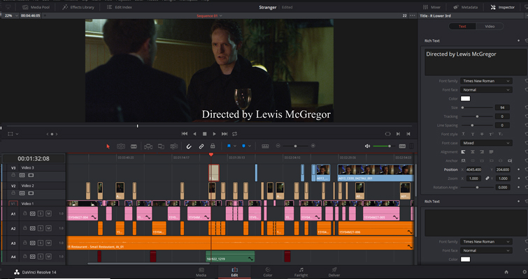 Check Out the Latest Developments in Resolve 14.1 and 14.2 — Title Rendering