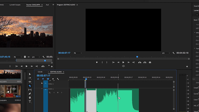 7 Tips to Speed Up Your Next Edit Using Audio Waves — Maintain Energy