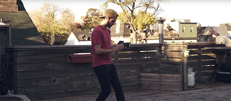 You Can Pull Off These 4 Amazing Camera Shots with Zero Gear — Slow Push Forward