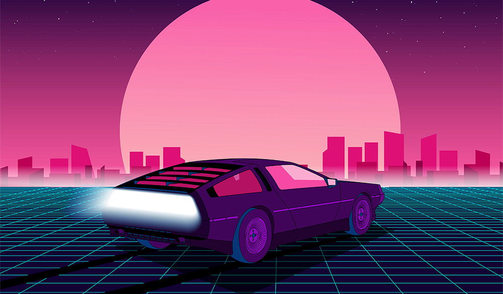 Outrun: Royalty Free Synthwave Tracks with a Retro Vibe