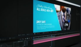 Animate Clean Commercial Graphics in Adobe After Effects