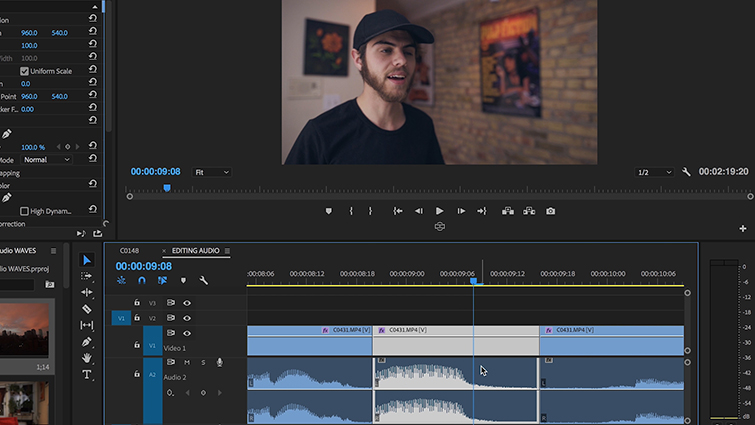 7 Tips to Speed Up Your Next Edit Using Audio Waves — Remove Uhhs