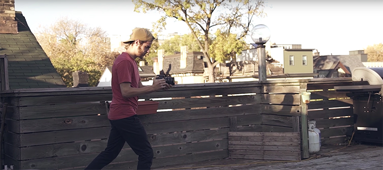 You Can Pull Off These 4 Amazing Camera Shots with Zero Gear — Human Slider