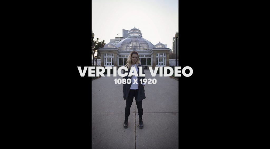 Choosing the Best Aspect Ratio for Your Video — Vertical Video