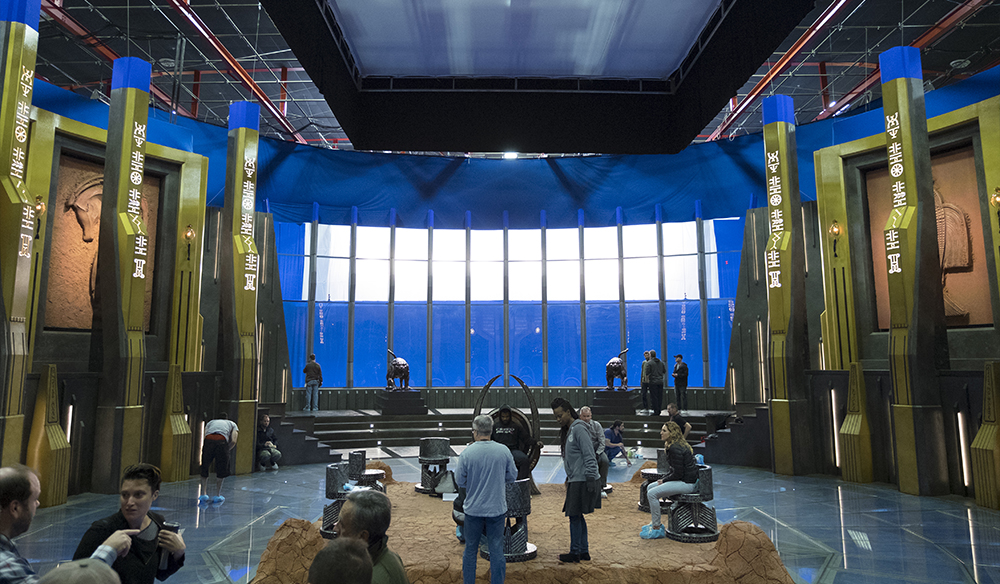Exclusive: Designing Wakanda and the Amazing Sets of Black Panther