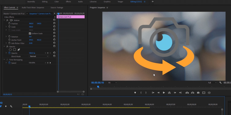 How to Export Icons in Illustrator for Premiere Pro and After Effects — Exporting Vector Icon