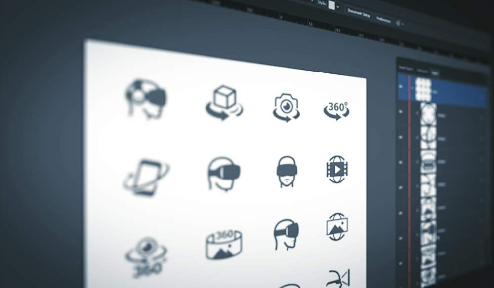 How to Export Icons in Illustrator for Premiere Pro and