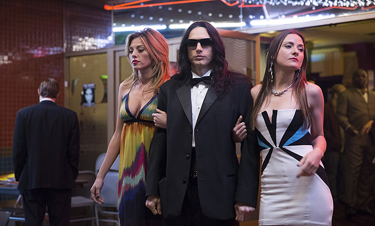 The Disaster Artist: Editing A Film About Making a Film — Tommy Wiseau