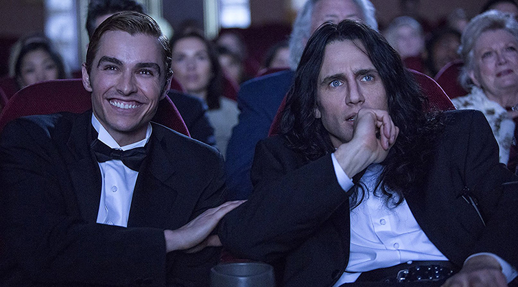 The Disaster Artist: Editing A Film About Making a Film — Initial Reception