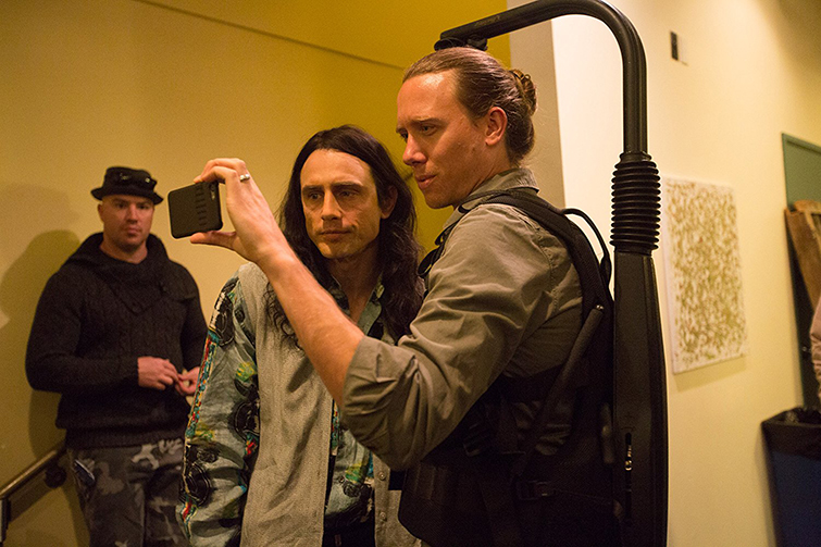 The Disaster Artist: Editing A Film About Making a Film — Inspiration
