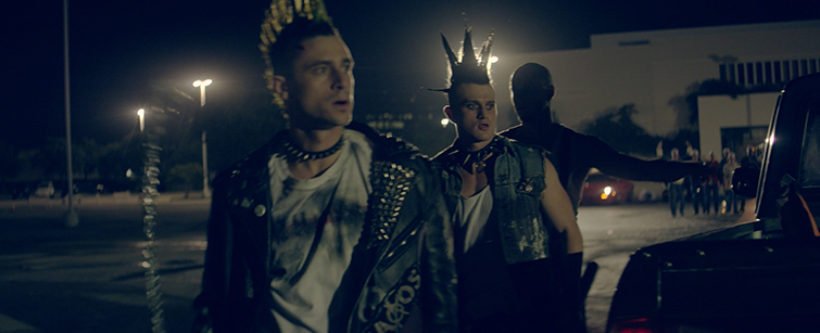 Behind The Scenes: Crafting The Stylized Naturalism of Bomb City — Characters