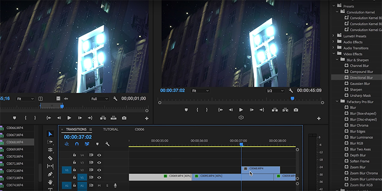 Video Tutorial: 5 Transitions You Should Start Using — Light Leak