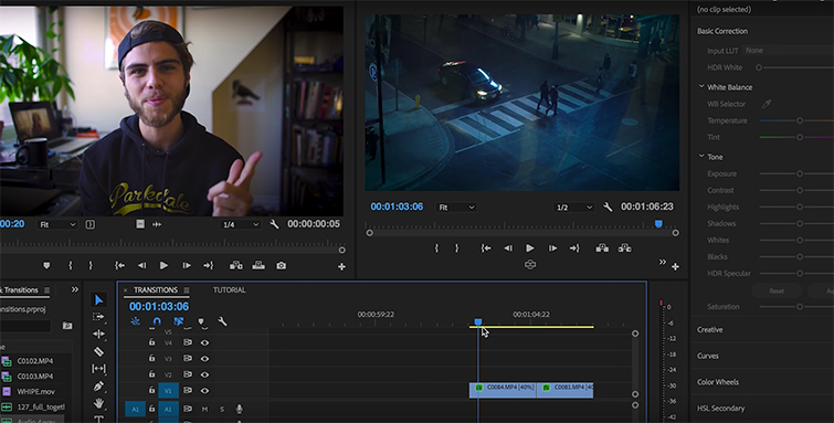 Video Tutorial: 5 Transitions You Should Start Using — Time Ramp