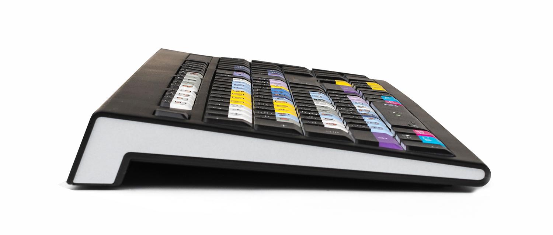 Cinema 4D Backlit Keyboard