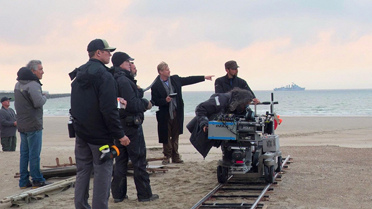 The Cameras and Lenses Behind 2018 Oscar-Nominated Films - Dunkirk
