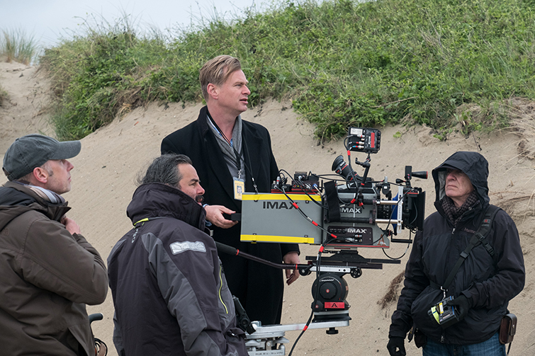 The Cameras and Lenses Behind 2018 Oscar-Nominated Films - Dunkirk Camera