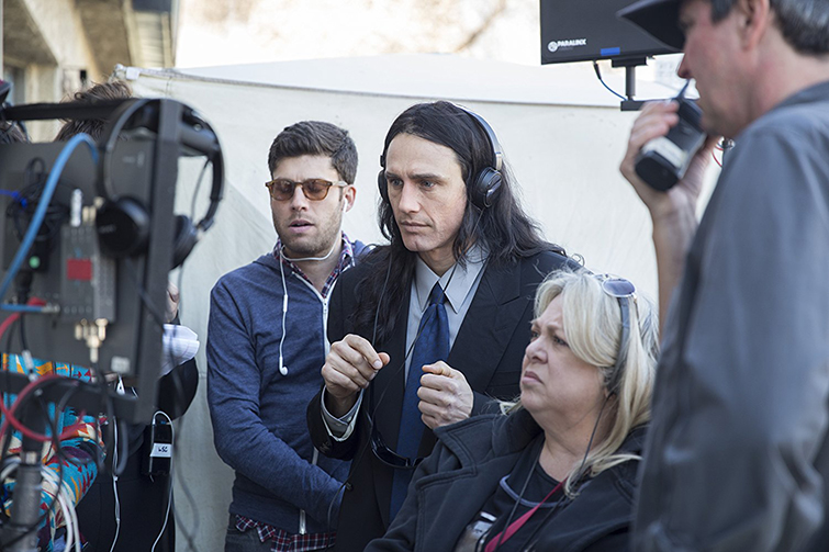 The Disaster Artist: Editing A Film About Making a Film — Editing Improv