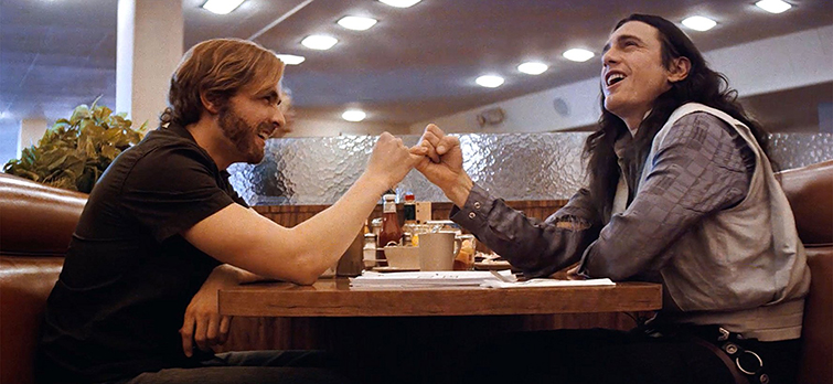 The Disaster Artist: Editing A Film About Making a Film — New Audience