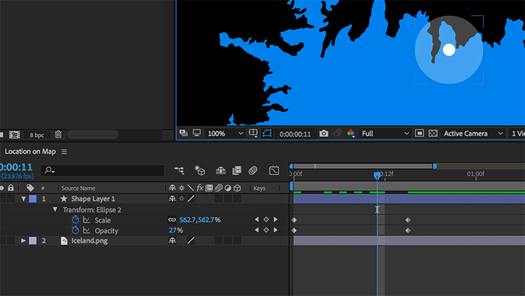 Video Tutorial: How to Loop an Animation in Adobe After Effects — Create Animation