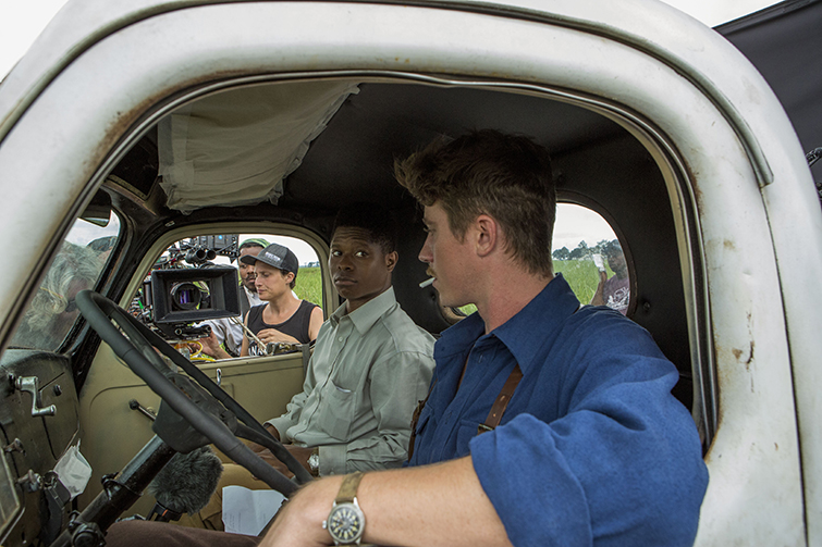 The Cameras and Lenses Behind 2018 Oscar-Nominated Films - Mudbound Morrison