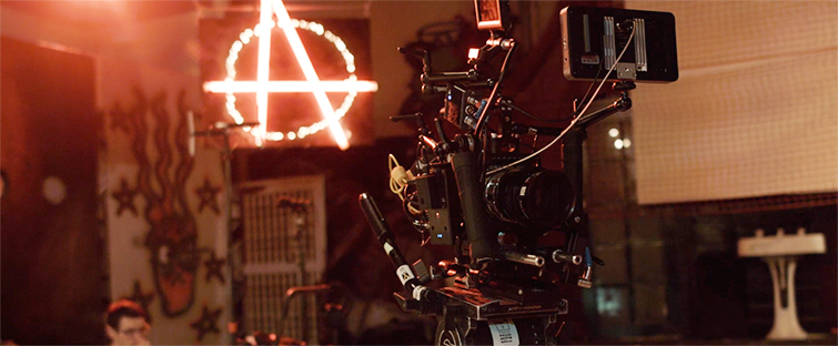 Behind The Scenes: Crafting The Stylized Naturalism of Bomb City — Camera Rig