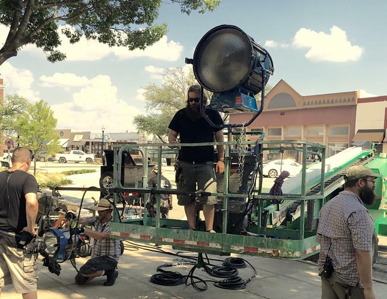 Behind The Scenes: Crafting The Stylized Naturalism of Bomb City — Key Grip