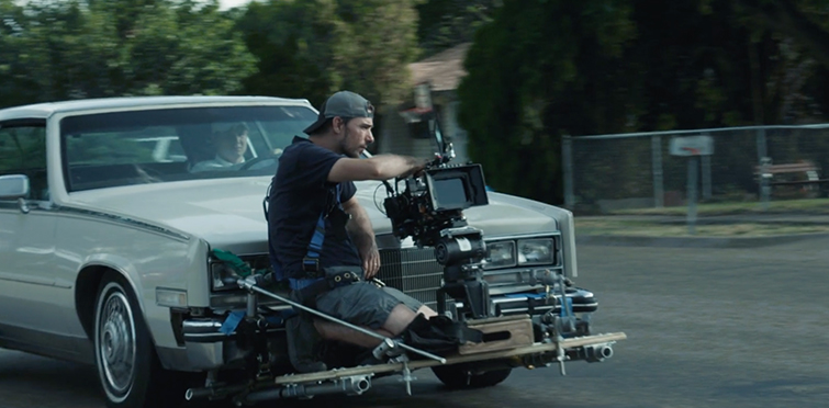 Behind The Scenes: Crafting The Stylized Naturalism of Bomb City — Production