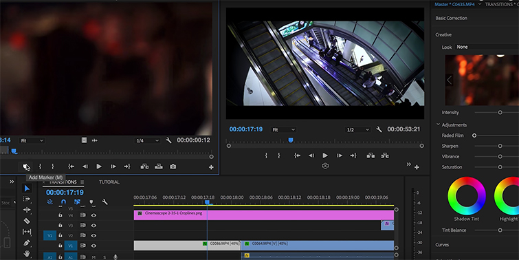 Video Tutorial: 5 Transitions You Should Start Using — Whip Pan